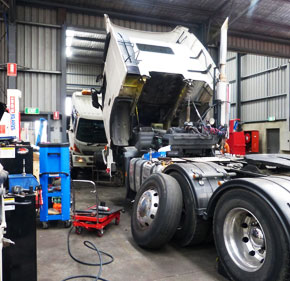 Bus and Truck Repairs