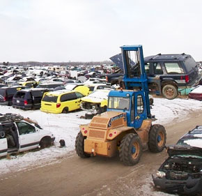 Automotive - Auto Wreckers and Recyclers