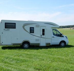 Camper Trailers & Caravan Hire