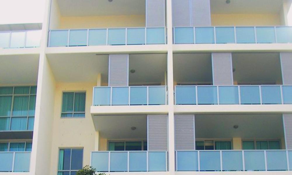 Aluminium Balustrades 34