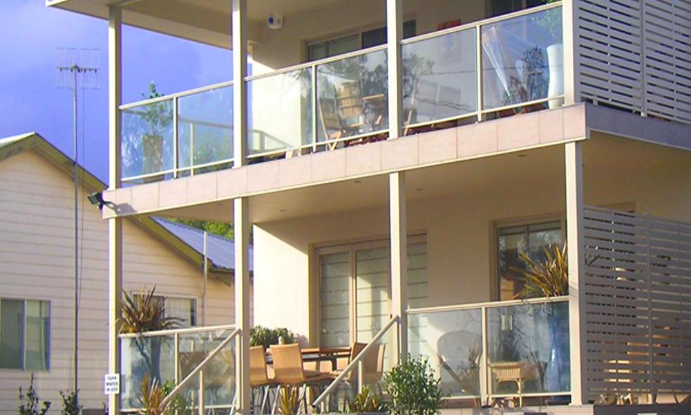 Aluminium Balustrades 10