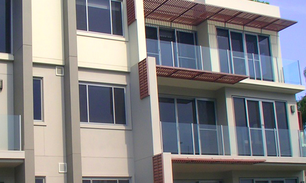Aluminium Balustrades 1