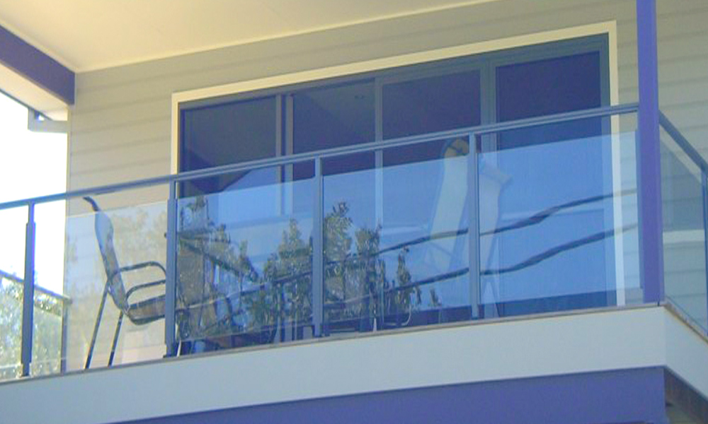 Aluminium Balustrades 90