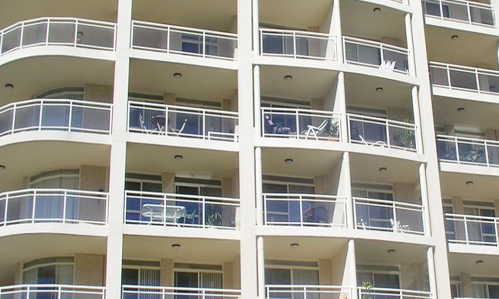 Aluminium Balustrades 94