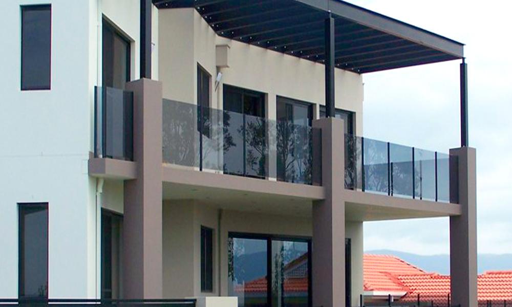 Aluminium Balustrades 97