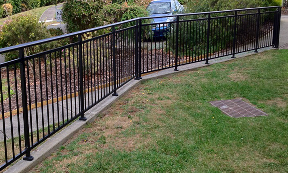 Aluminium Railings 93