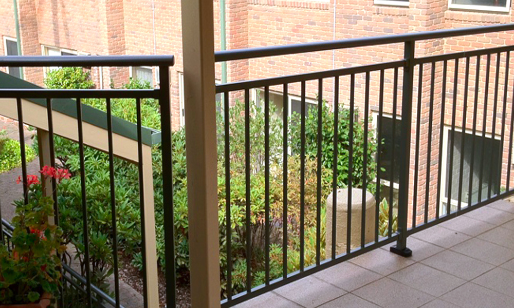 Aluminium Railings 95