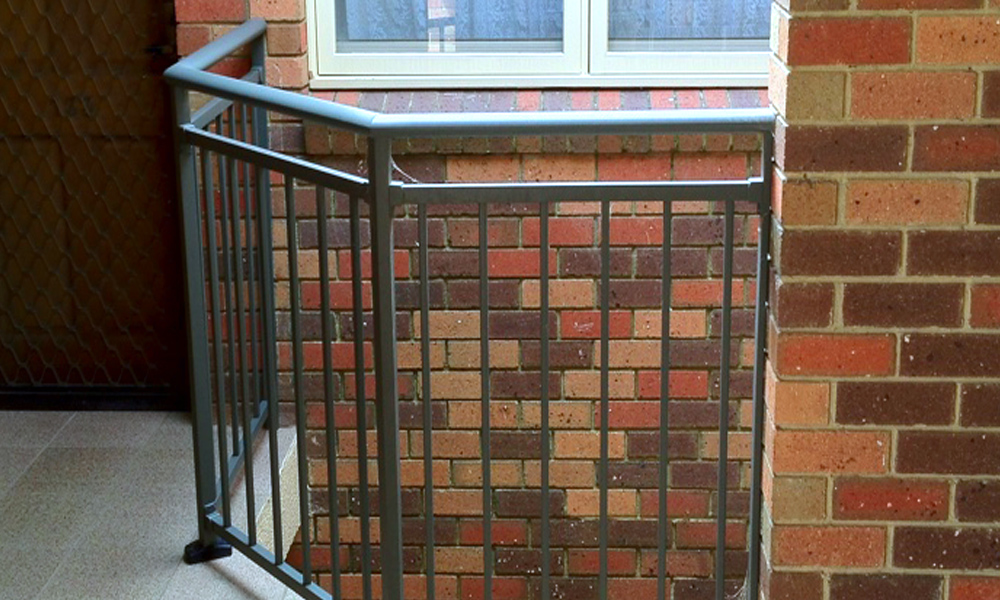 Aluminium Railings 96