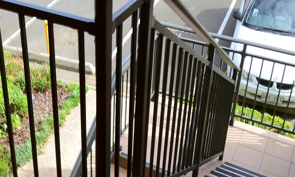 Aluminium Railings 97