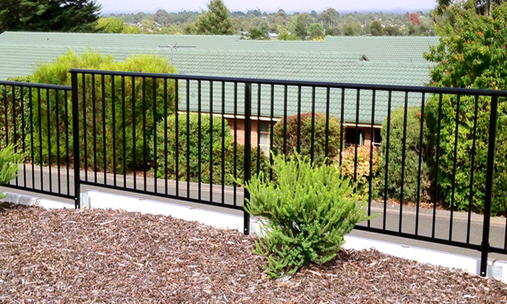Aluminium Railings 74