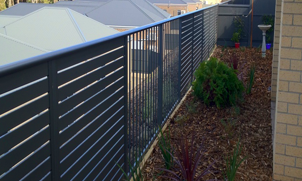 Aluminium Railings 78