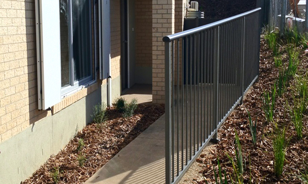 Aluminium Railings 79