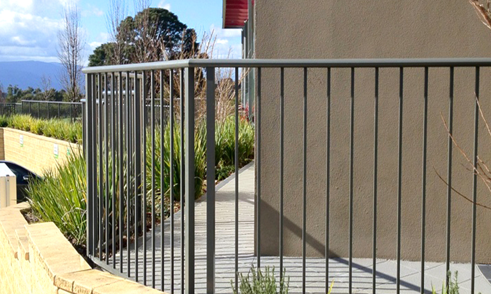 Aluminium Railings 83