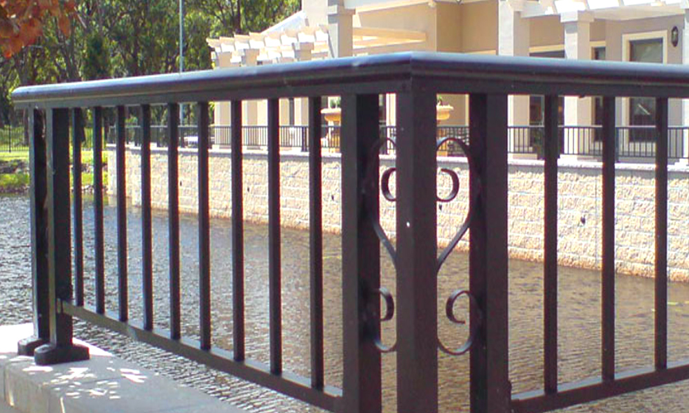 Aluminium Railings 59