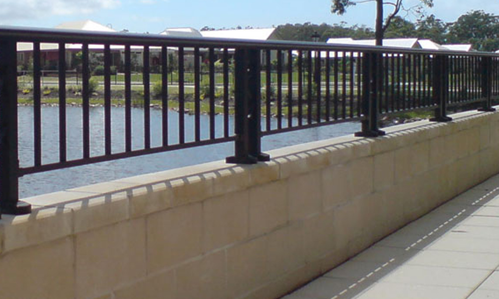 Aluminium Railings 60