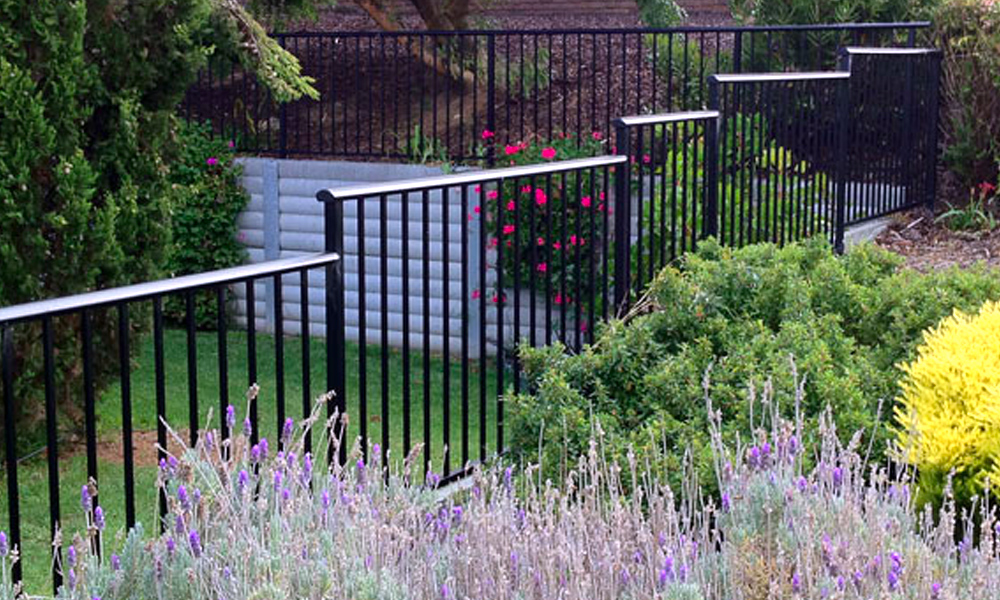 Aluminium Railings 40