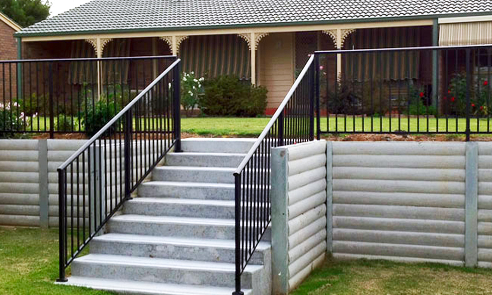Aluminium Railings 42