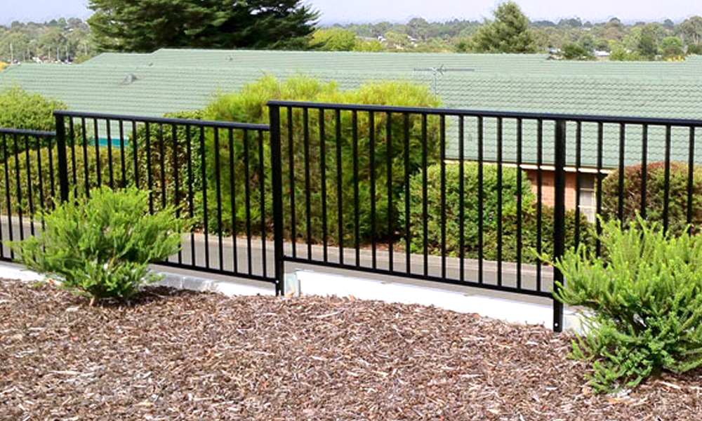 Aluminium Railings 46