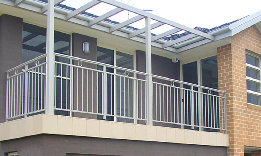 Aluminium Railings 30