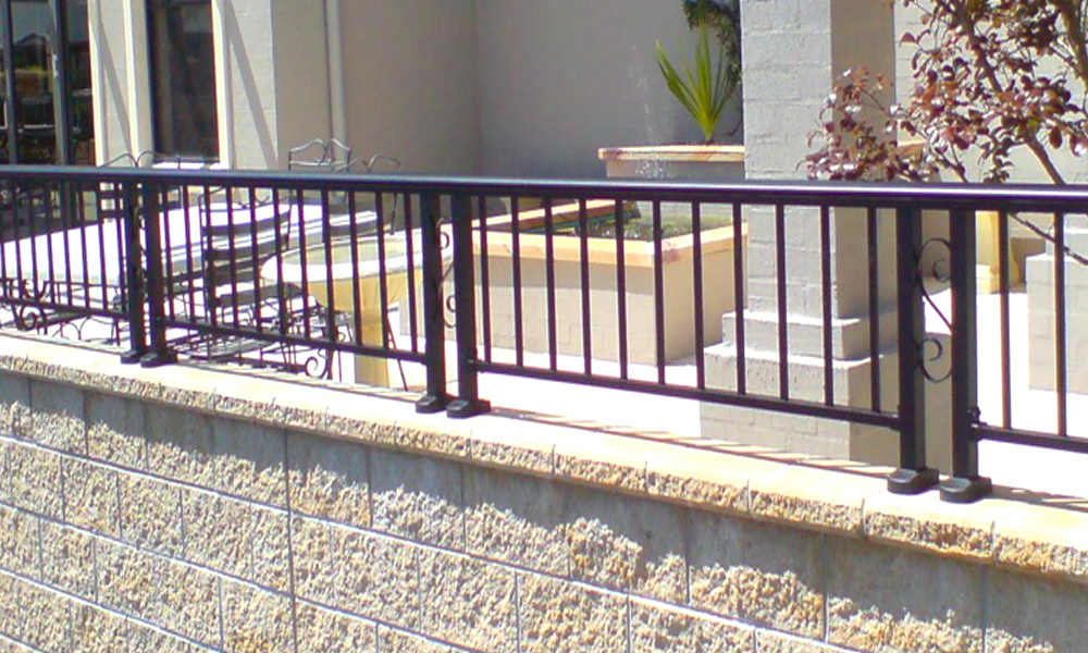 Aluminium Railings 20