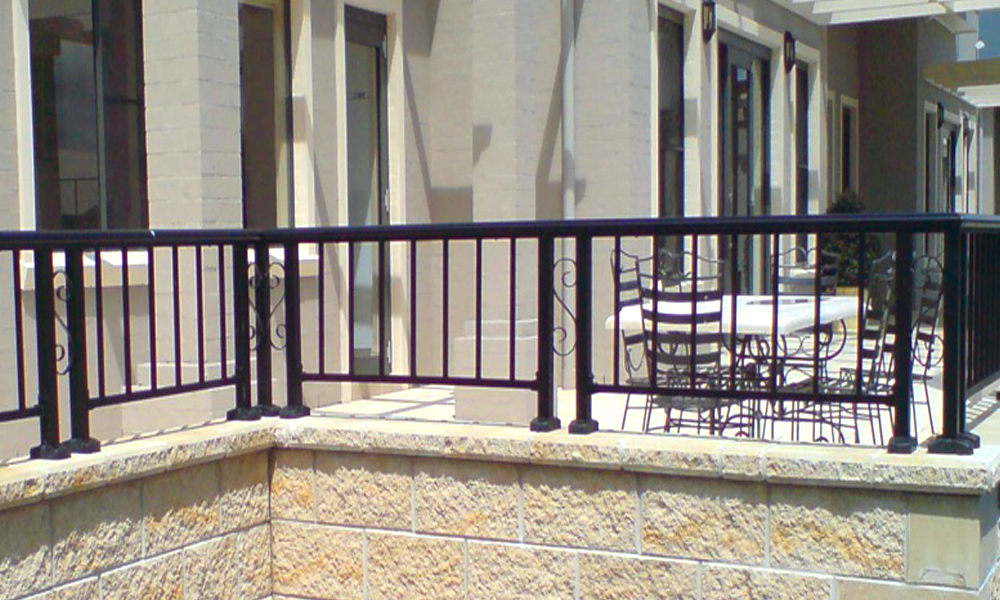 Aluminium Railings 22