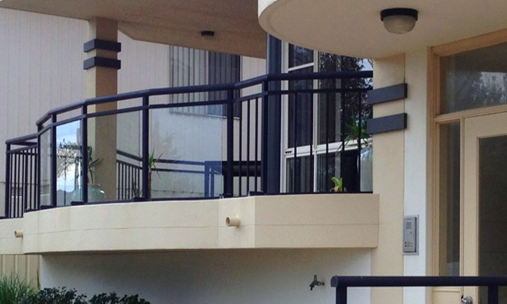 Balcony Balustrades 98