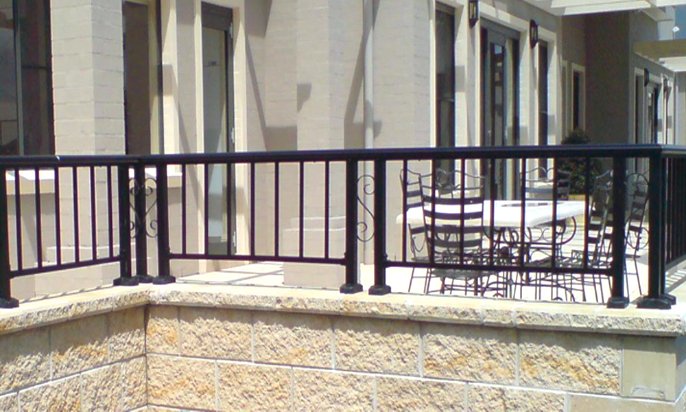 Balcony Balustrades 66