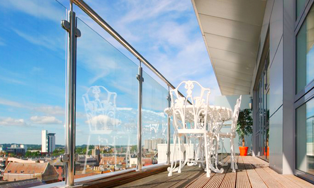 Balcony Balustrades 60