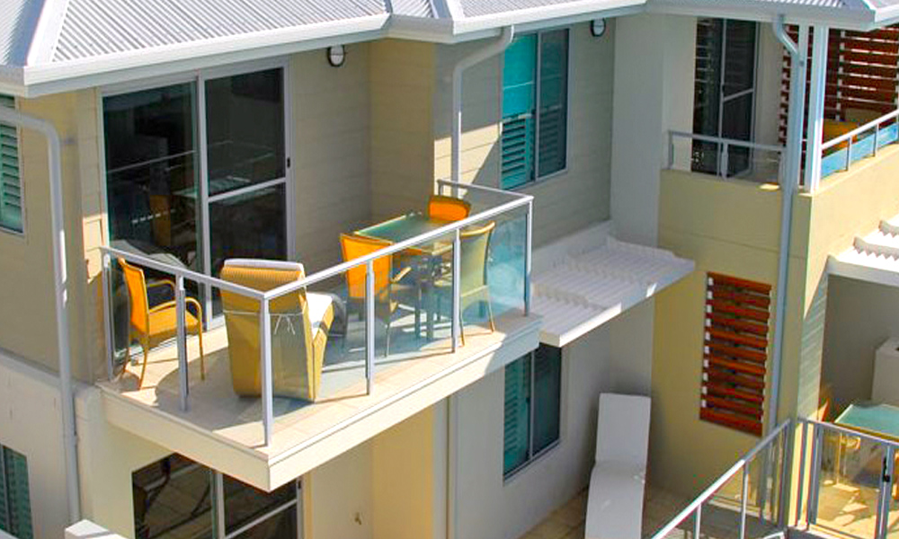 Glass Balustrades 53