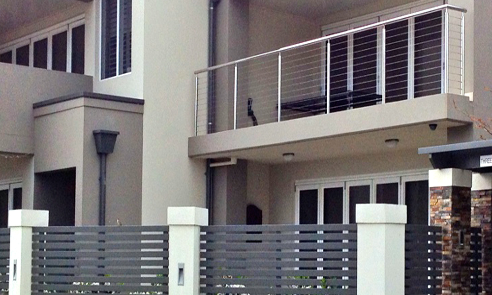 Stainless Steel Balustrades 4