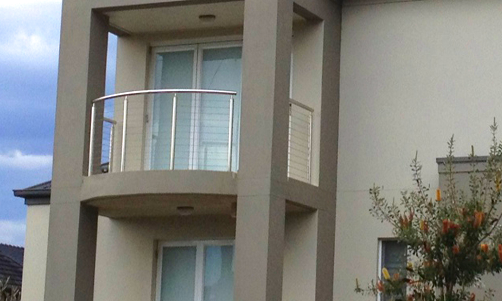 Stainless Wire Balustrades 5