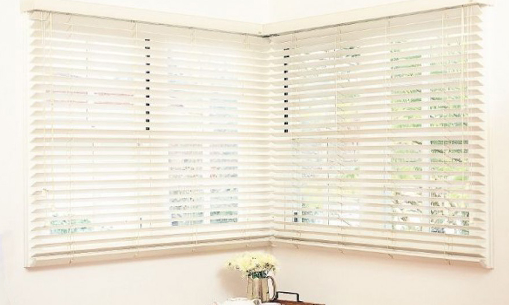 Fauxwood Blinds 2