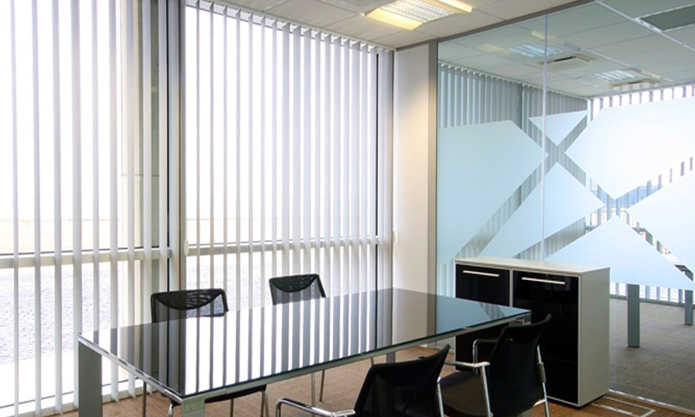 Glass Roof Blinds 1