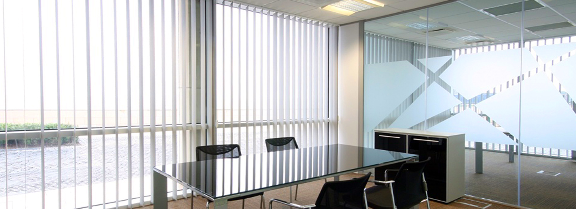 Glass Roof Blinds