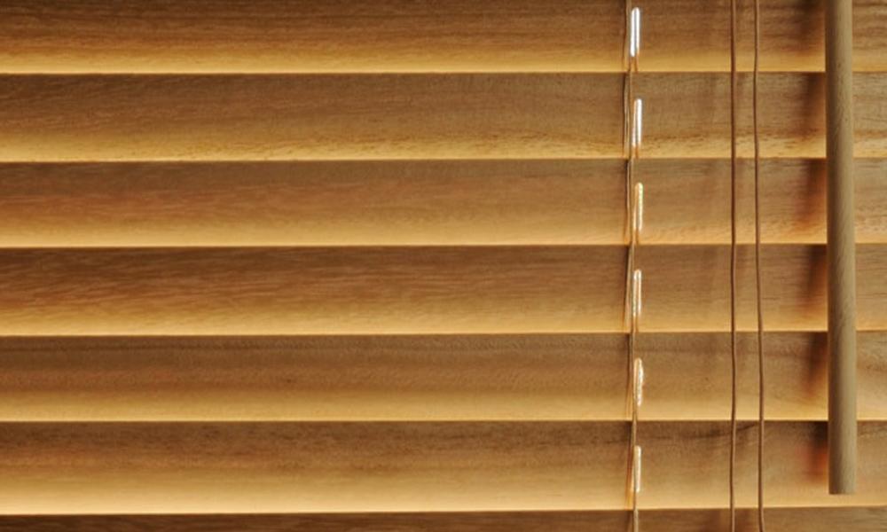 Timber Venetians 2