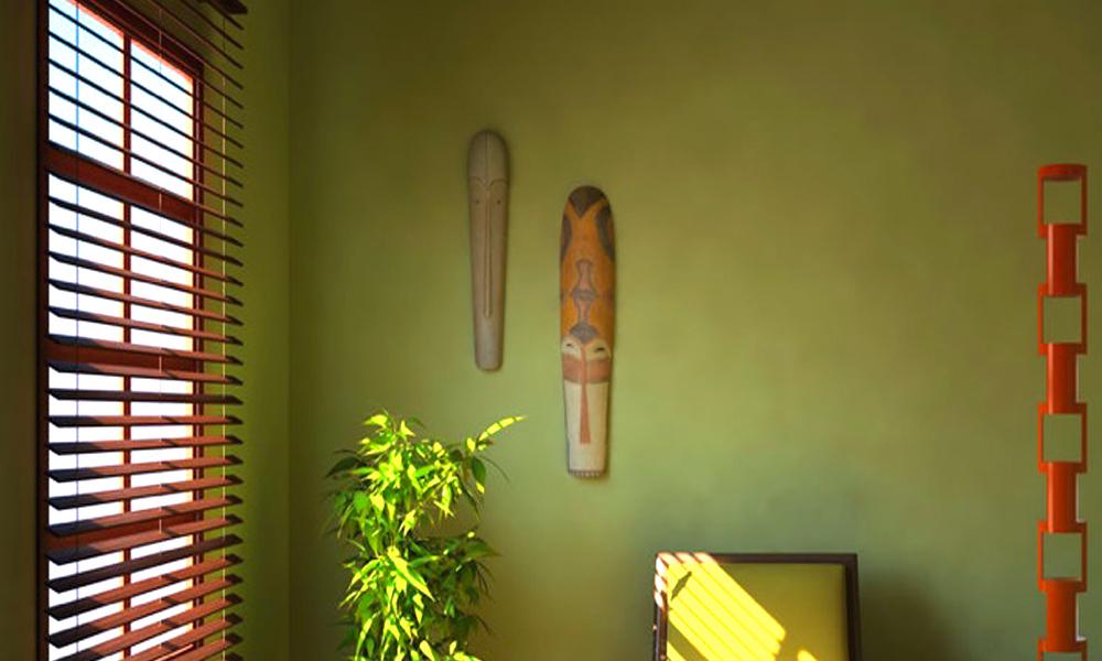 Timber Venetians 5