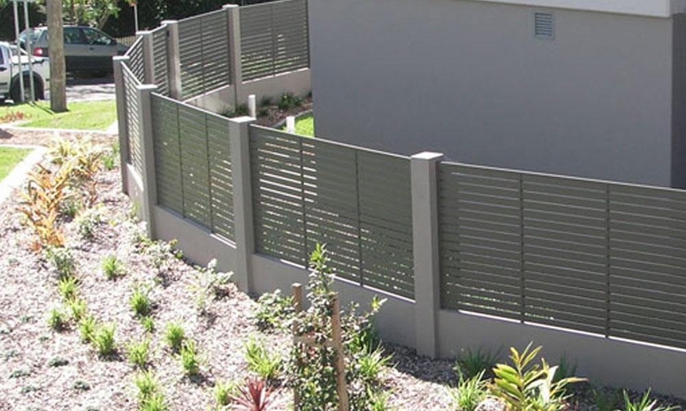 Aluminium Fencing 3