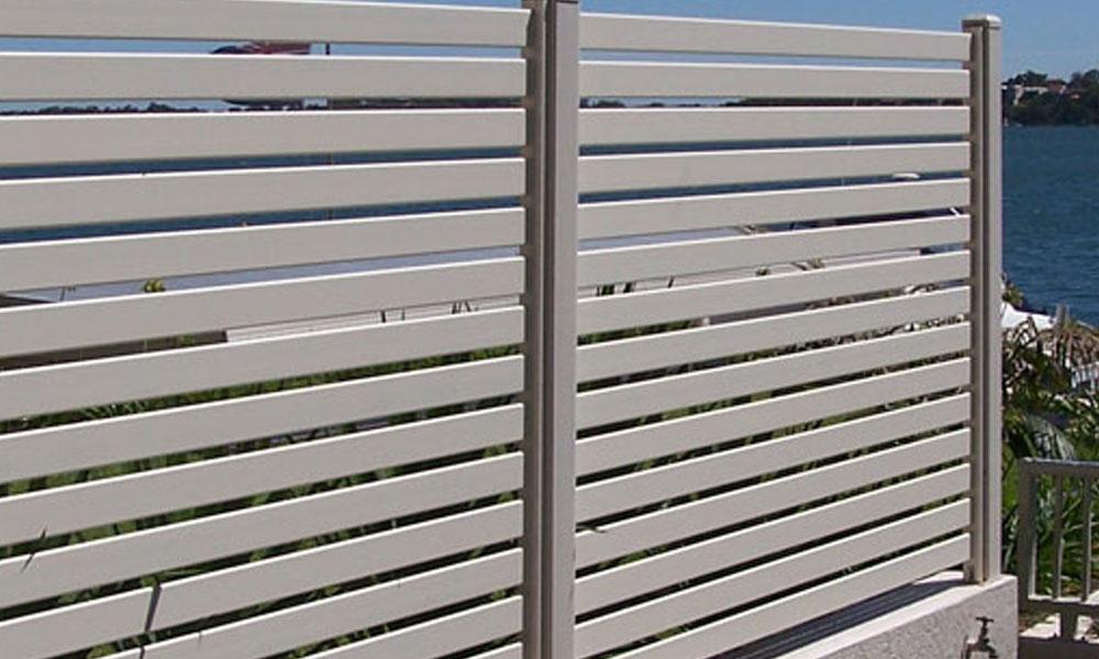 Aluminium Fencing 4