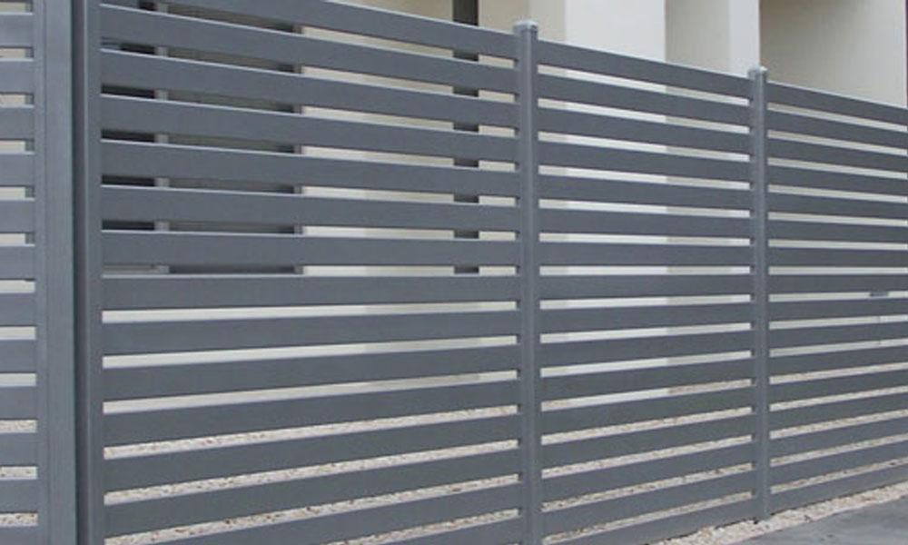 Aluminium Fencing 5