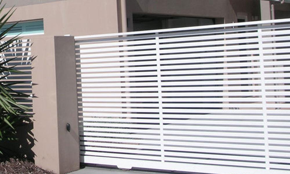 Aluminium Fencing 10