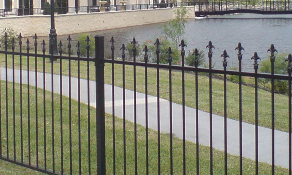 Back Yard Fencing 2