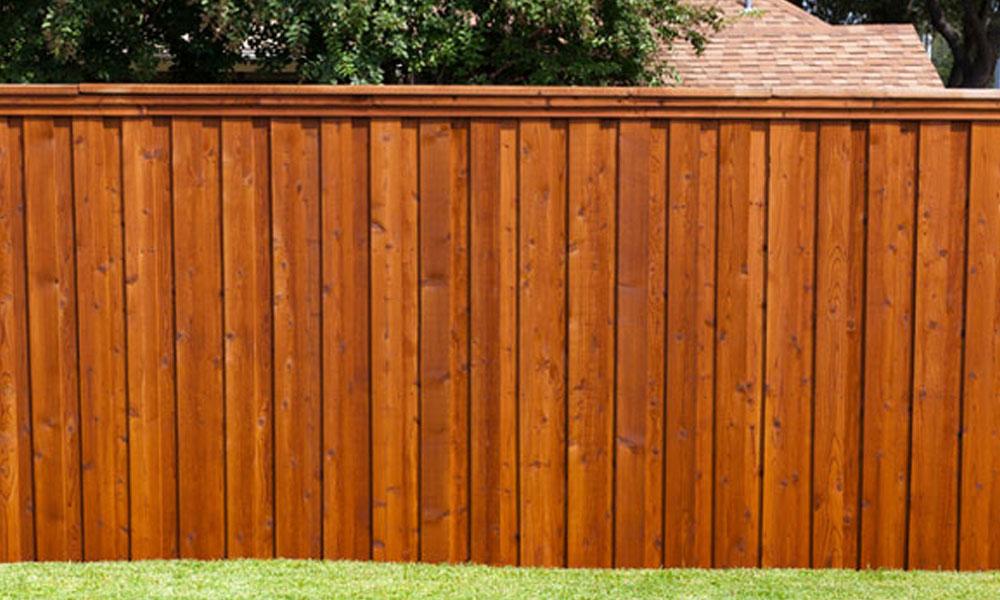 Back Yard Fencing 5