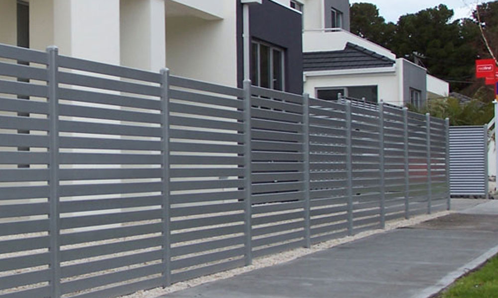 Boundary Fencing 10