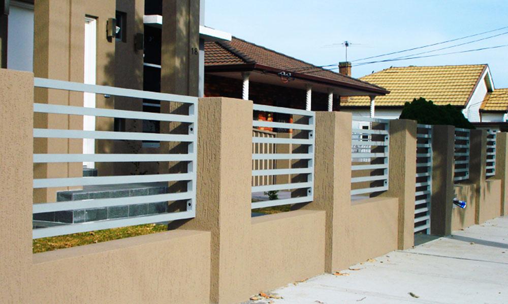 Brick Fencing 2