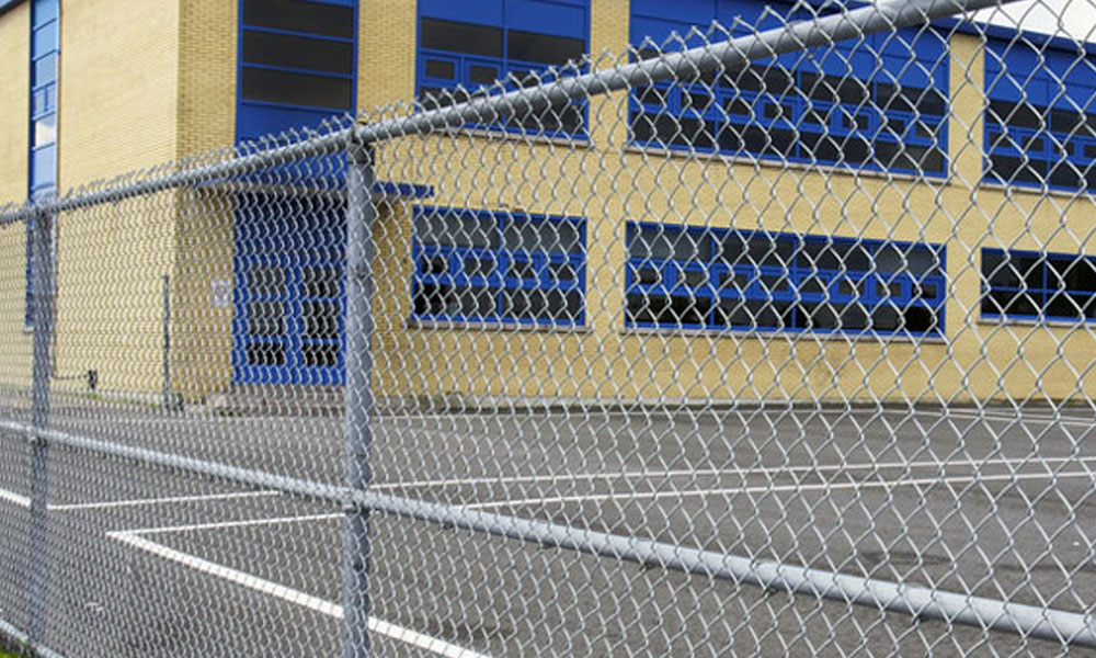 Chainmesh Fencing 3