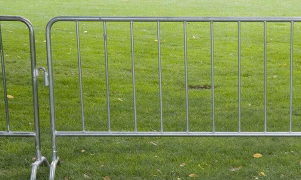 Crowd Control Fencing 2