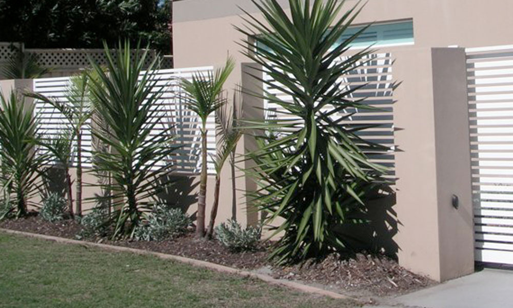 Front Yard Fencing 1
