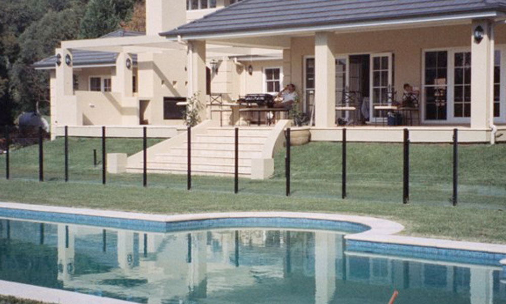 Glass Fencing 2