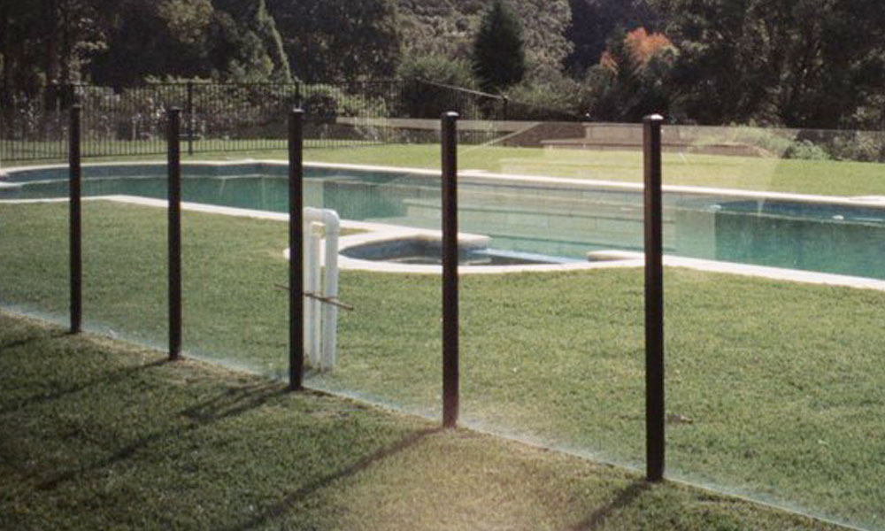 Glass Fencing 7