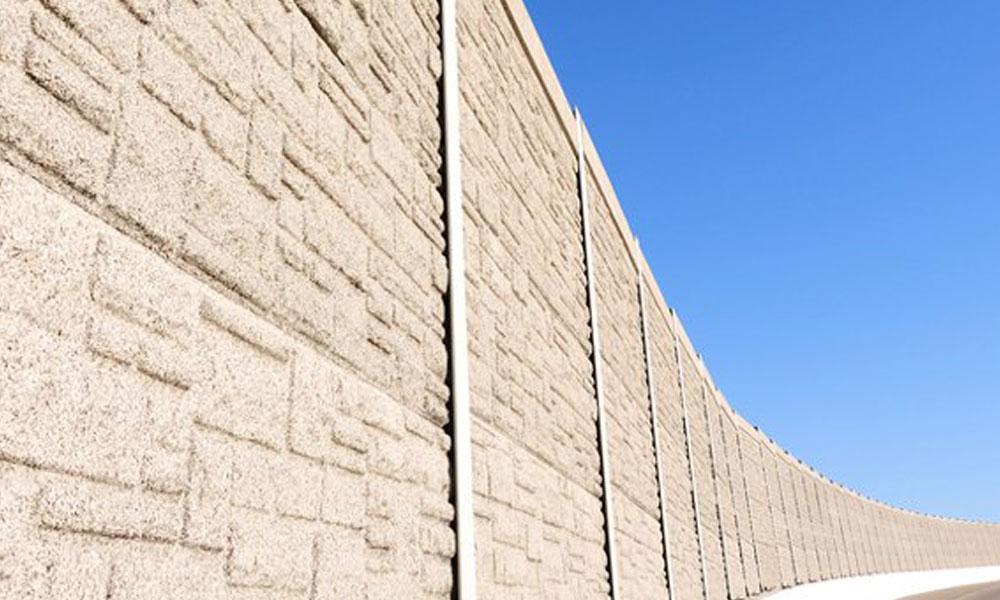 Modular Wall Fencing 2